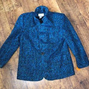 vintage Worthington Jacket Size 10 Petite